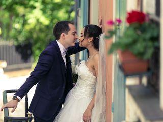 Le mariage de Floriane et Thomas 1