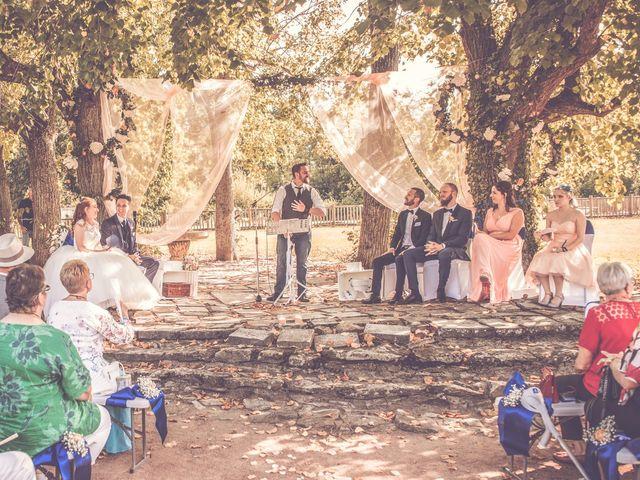 Le mariage de Stéphane et Isabelle à Montbrison, Drôme 7