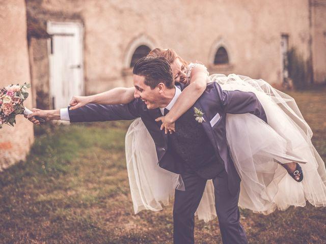 Le mariage de Stéphane et Isabelle à Montbrison, Drôme 16