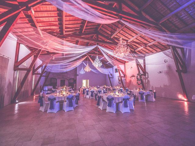 Le mariage de Stéphane et Isabelle à Montbrison, Drôme 20