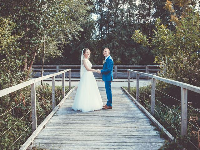Le mariage de Justine et Loic