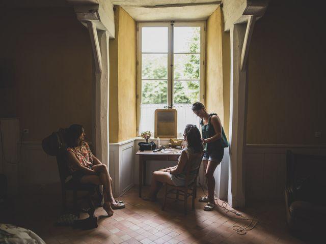 Le mariage de William et Margot à Augan, Morbihan 4