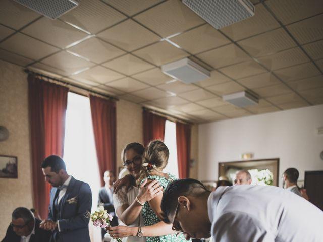Le mariage de William et Margot à Augan, Morbihan 15