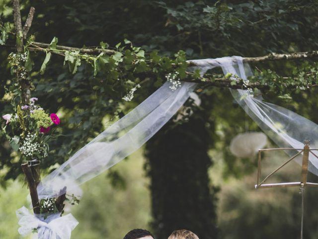 Le mariage de William et Margot à Augan, Morbihan 20