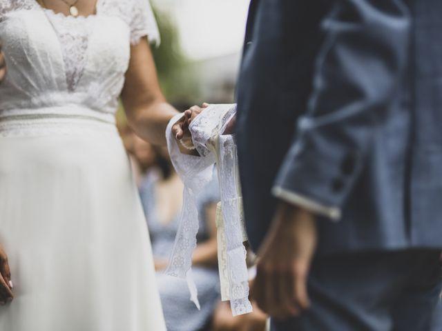 Le mariage de William et Margot à Augan, Morbihan 24