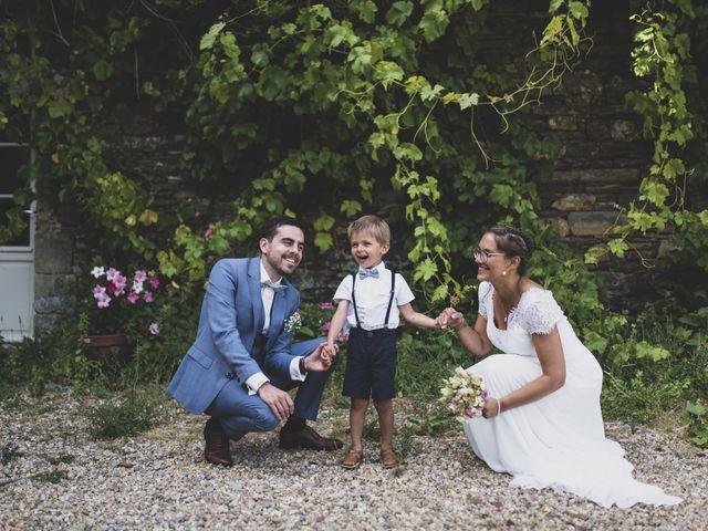Le mariage de William et Margot à Augan, Morbihan 29