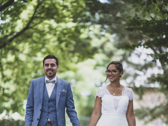 Le mariage de William et Margot à Augan, Morbihan 30