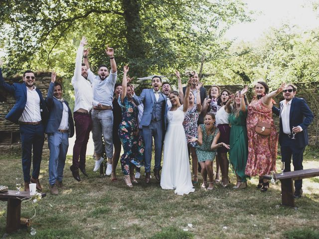 Le mariage de William et Margot à Augan, Morbihan 31