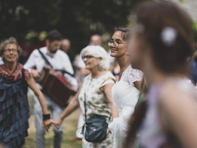 Le mariage de William et Margot à Augan, Morbihan 40