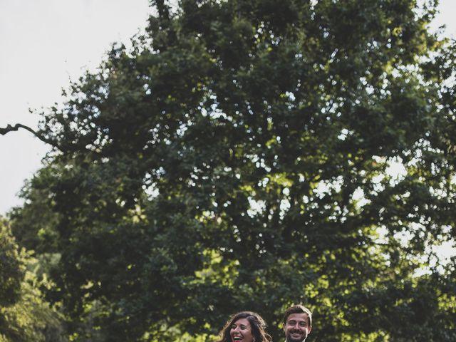 Le mariage de William et Margot à Augan, Morbihan 44