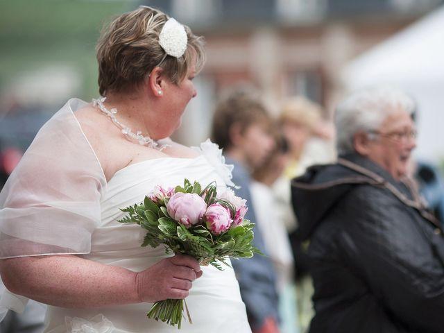 Le mariage de Alain et Véronique à Eu, Seine-Maritime 1