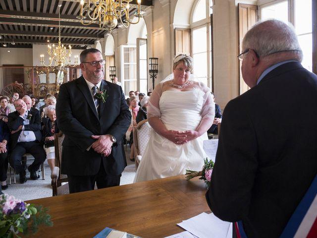 Le mariage de Alain et Véronique à Eu, Seine-Maritime 4