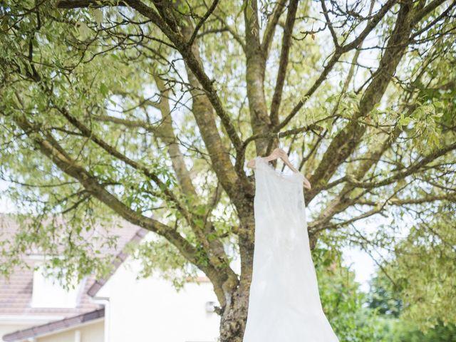 Le mariage de Fabien et Laure à Jouarre, Seine-et-Marne 4