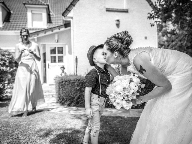 Le mariage de Fabien et Laure à Jouarre, Seine-et-Marne 12