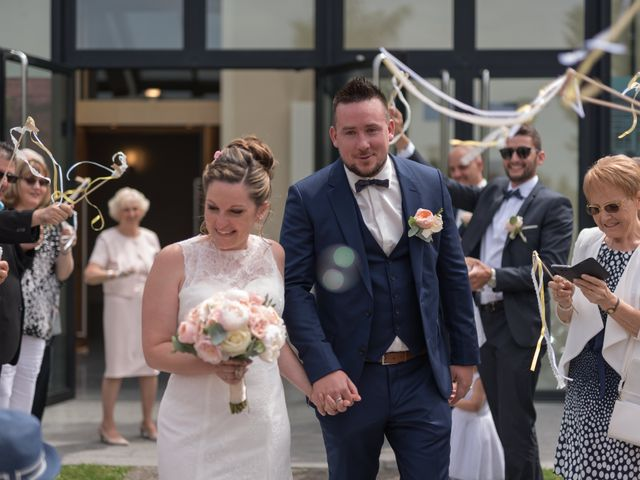 Le mariage de Fabien et Laure à Jouarre, Seine-et-Marne 14