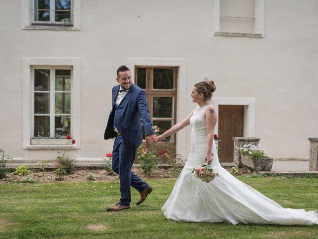 Le mariage de Fabien et Laure à Jouarre, Seine-et-Marne 21