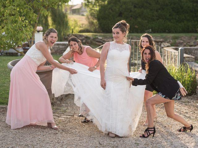 Le mariage de Fabien et Laure à Jouarre, Seine-et-Marne 34