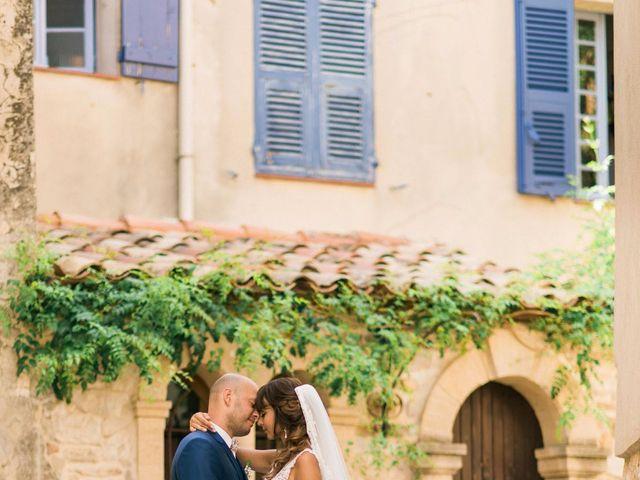 Le mariage de Thibault et Anne-Sophie à Signes, Var 45