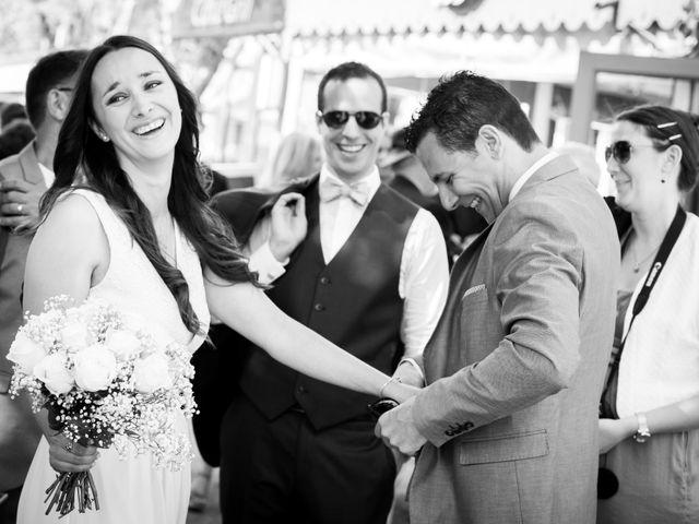 Le mariage de Cédric et Sophie à Mougins, Alpes-Maritimes 1