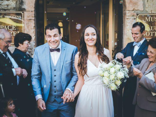Le mariage de Cédric et Sophie à Mougins, Alpes-Maritimes 2