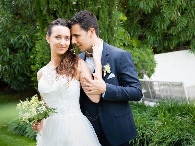 Le mariage de Cédric et Sophie à Mougins, Alpes-Maritimes 13
