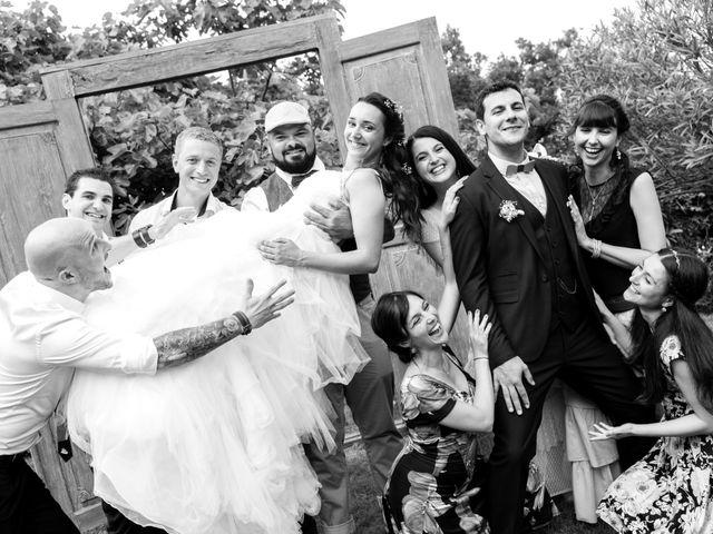 Le mariage de Cédric et Sophie à Mougins, Alpes-Maritimes 18