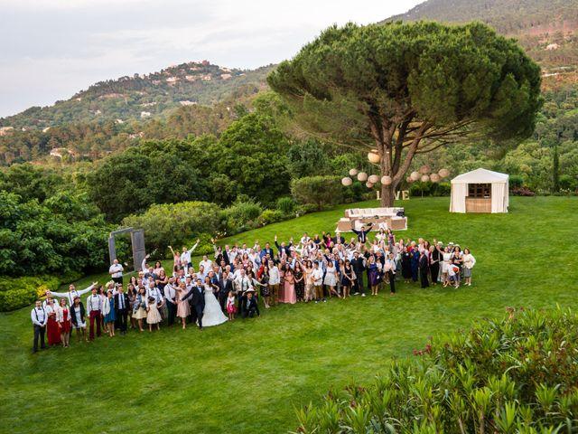 Le mariage de Cédric et Sophie à Mougins, Alpes-Maritimes 25