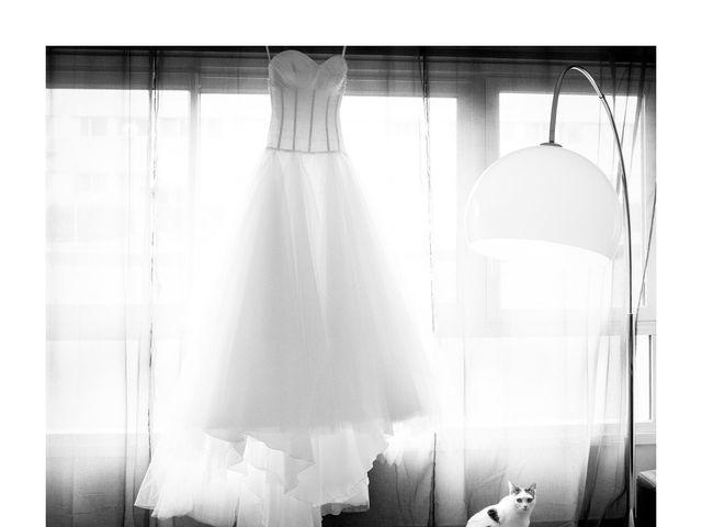 Le mariage de Marion et Romain à Franconville, Val-d'Oise 4