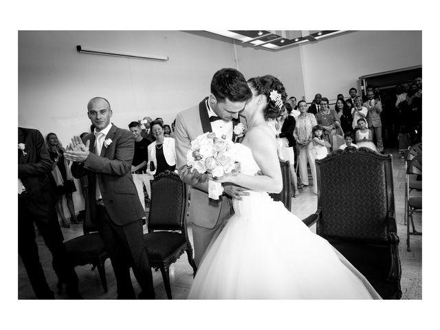 Le mariage de Marion et Romain à Franconville, Val-d'Oise 5