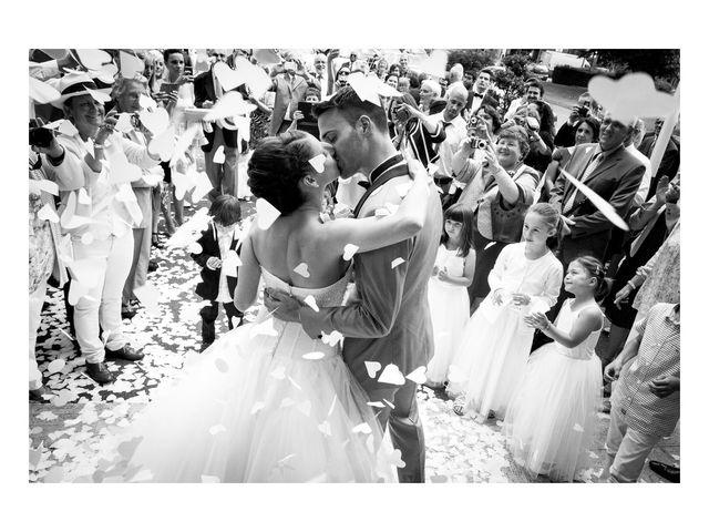 Le mariage de Marion et Romain à Franconville, Val-d'Oise 8