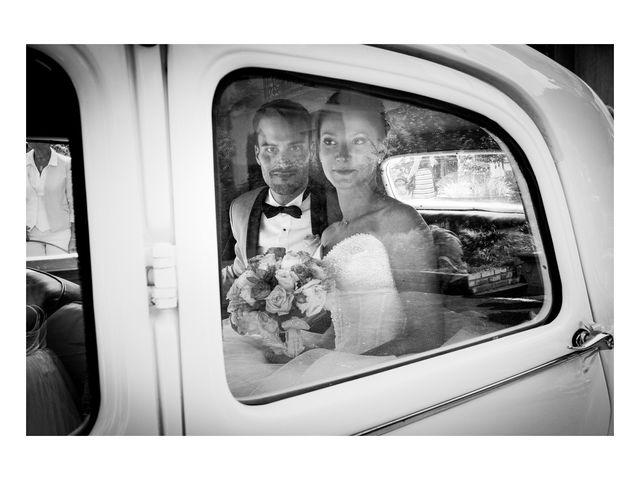 Le mariage de Marion et Romain à Franconville, Val-d'Oise 9