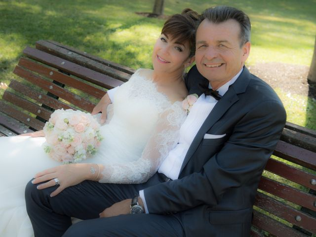 Le mariage de Trini et Joël