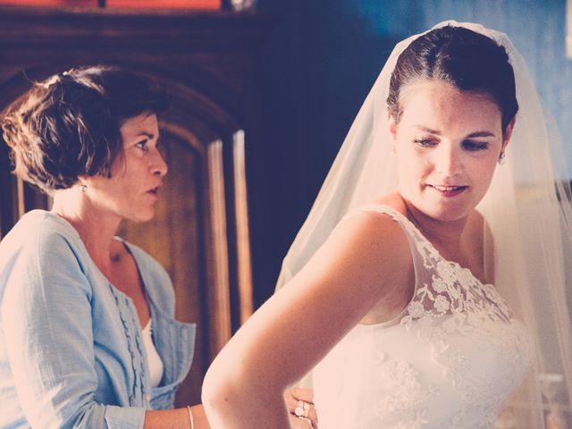 Le mariage de Jean-Charles et Charlotte à Crosville-sur-Douve, Manche 11