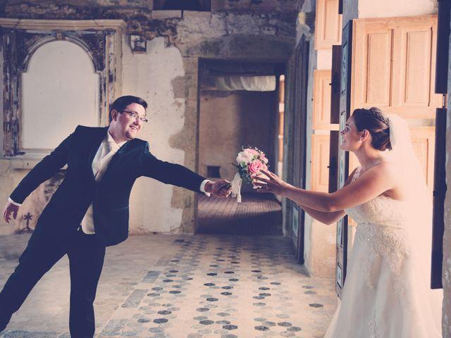 Le mariage de Jean-Charles et Charlotte à Crosville-sur-Douve, Manche 15