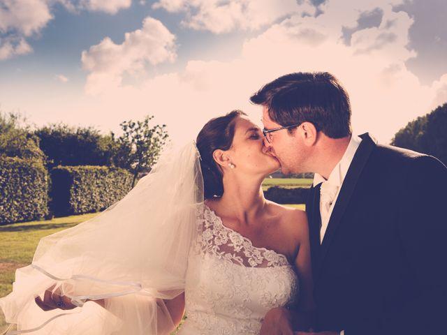 Le mariage de Jean-Charles et Charlotte à Crosville-sur-Douve, Manche 19