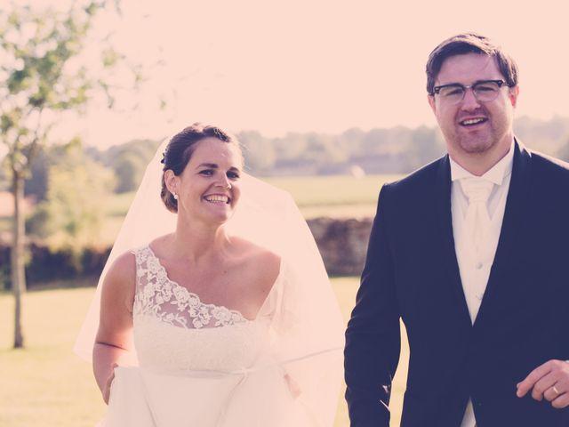 Le mariage de Jean-Charles et Charlotte à Crosville-sur-Douve, Manche 21