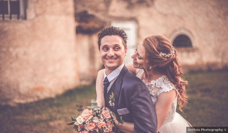 Le mariage de Stéphane et Isabelle à Montbrison, Drôme