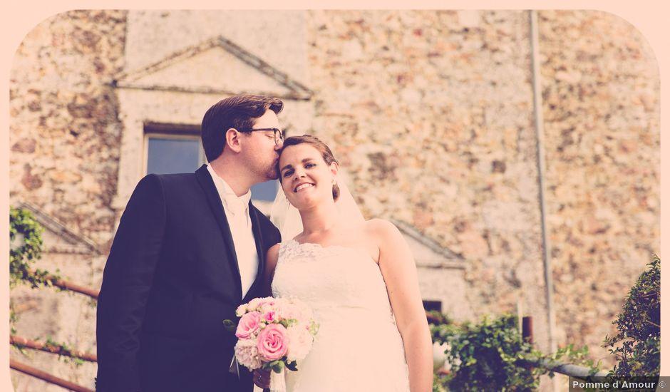 Le mariage de Jean-Charles et Charlotte à Crosville-sur-Douve, Manche