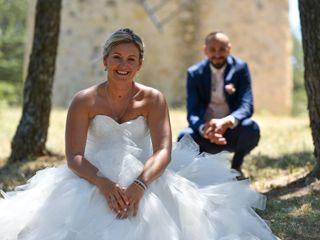 Le mariage de Pauline et Christophe