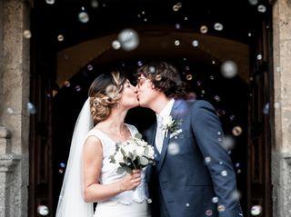 Le mariage de Jessica et Cesar