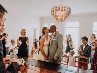 Le mariage de Aurélia et Fabrice 1