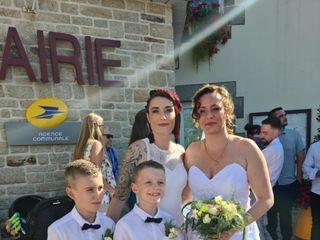 Le mariage de Mélina  et Marine 3