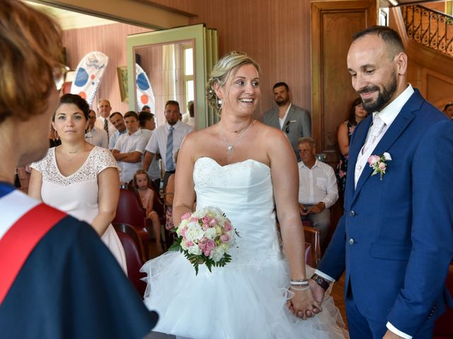 Le mariage de Christophe et Pauline à Pont-Saint-Esprit, Gard 10