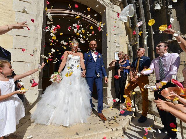 Le mariage de Christophe et Pauline à Pont-Saint-Esprit, Gard 17