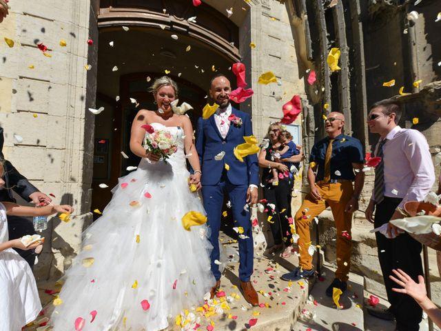 Le mariage de Christophe et Pauline à Pont-Saint-Esprit, Gard 18