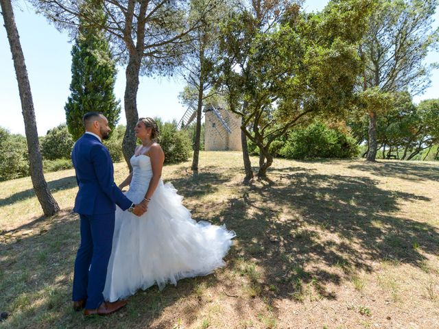 Le mariage de Christophe et Pauline à Pont-Saint-Esprit, Gard 20