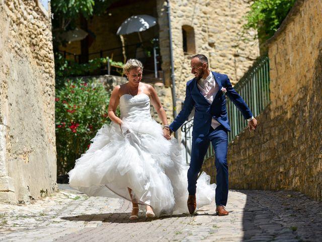 Le mariage de Christophe et Pauline à Pont-Saint-Esprit, Gard 1