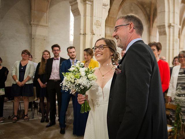 Le mariage de Clément et Agathe à Mâcon, Saône et Loire 13
