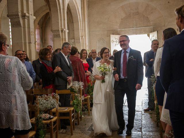 Le mariage de Clément et Agathe à Mâcon, Saône et Loire 12