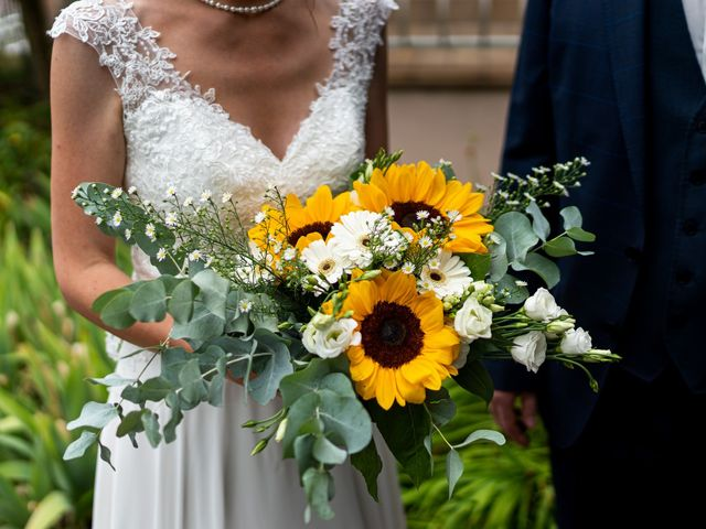 Le mariage de Xavier et Pauline à Schwindratzheim, Bas Rhin 11